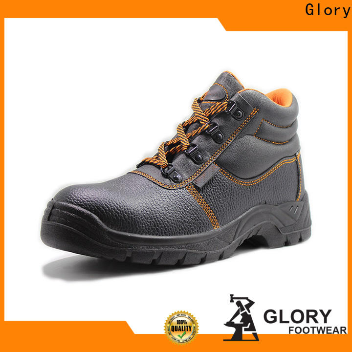 high cut workwear boots supplier for hiking