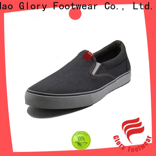 Glory Footwear canvas shoes for men widely-use for outdoor activity