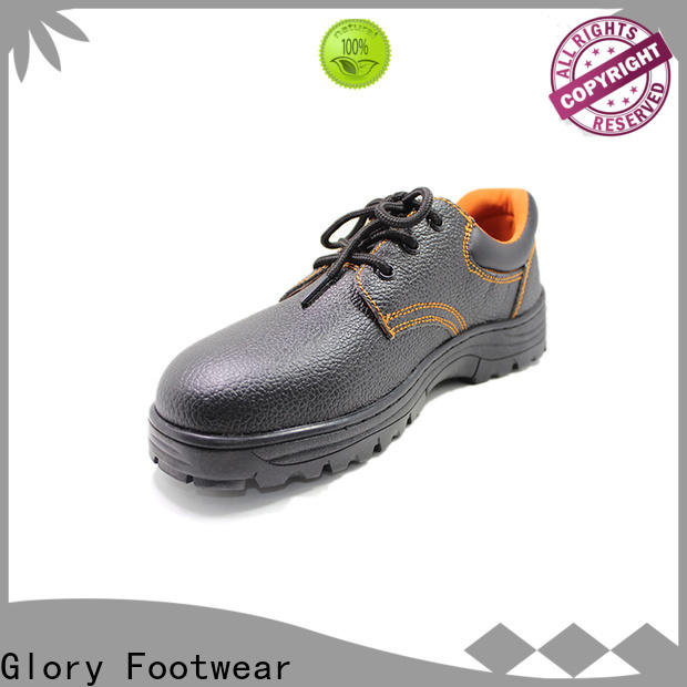 solid hiking safety boots customization