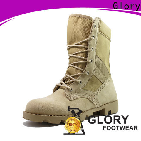 hot-sale military combat boots widely-use for winter day
