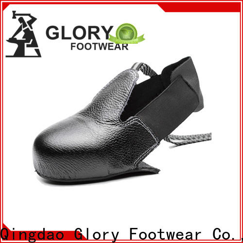 Glory Footwear newly leather safety shoes inquire now for shopping