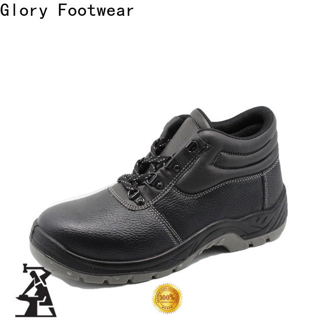 solid steel toe shoes with good price for outdoor activity