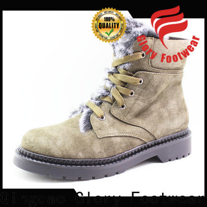 Glory Footwear goodyear welt boots supplier for outdoor activity