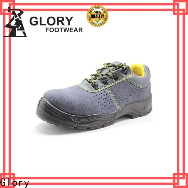 high cut best safety shoes from China for business travel