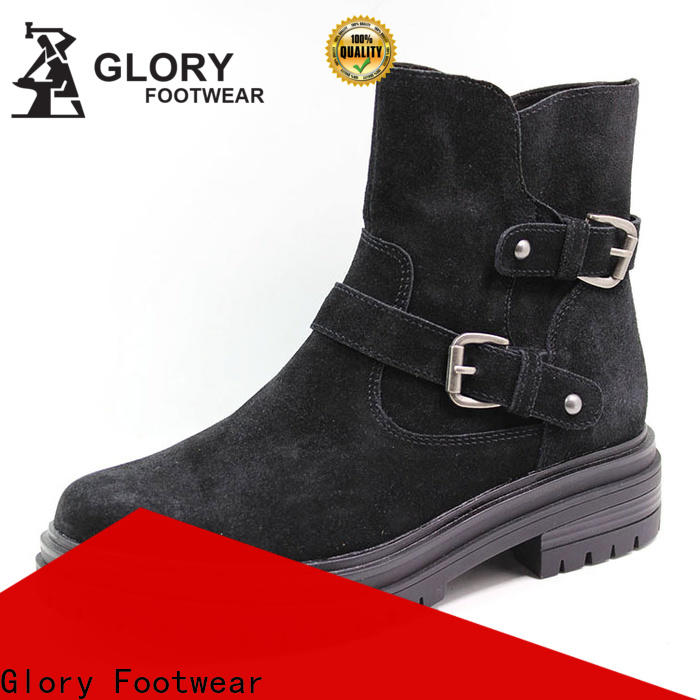 Glory Footwear fine-quality ladies shoe boots widely-use for outdoor activity
