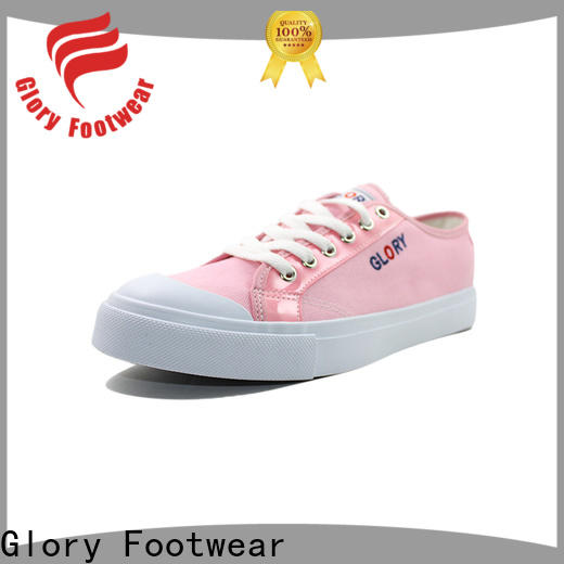Glory Footwear ladies canvas shoes free quote for outdoor activity