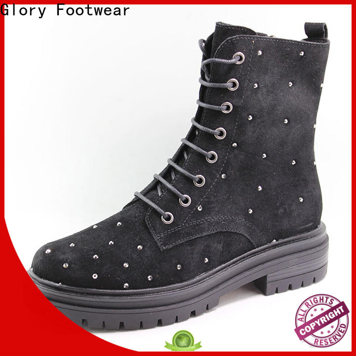 Glory Footwear goodyear welt boots manufacturers for outdoor activity