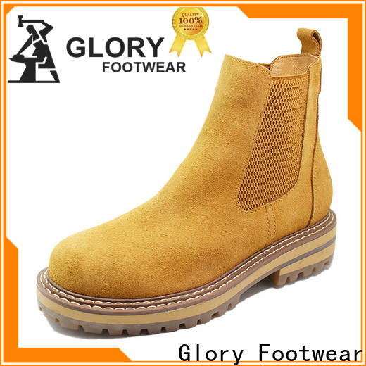 Glory Footwear classy suede boots women long-term-use for hiking
