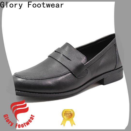 Glory Footwear newly leather walking shoes widely-use for hiking