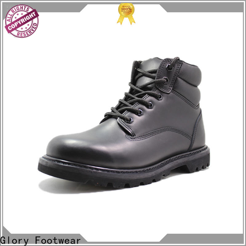 Glory Footwear high cut safety shoes for men inquire now for party