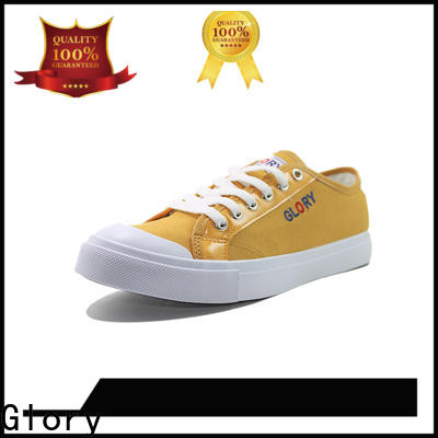 Glory Footwear high-quality canvas lace up shoes widely-use for shopping