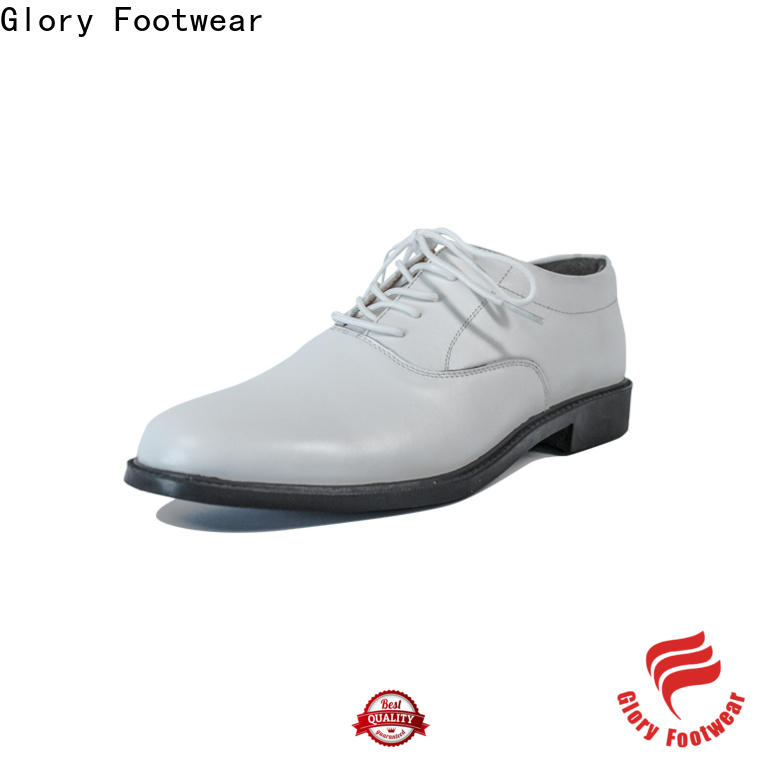 Glory Footwear fine-quality lace up combat boots free design for business travel