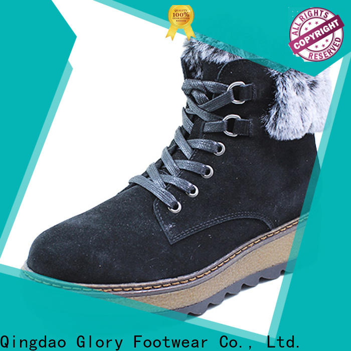 Glory Footwear classy womens suede winter boots widely-use