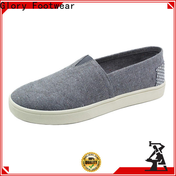 Glory Footwear ladies canvas shoes free quote for winter day