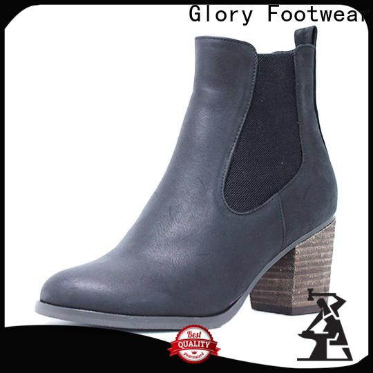 Glory Footwear outstanding suede boots factory price for party