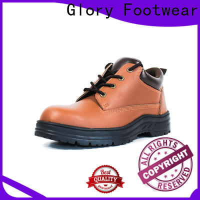 Glory Footwear steel toe shoes for women from China for winter day