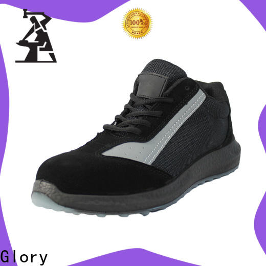 Glory Footwear industrial safety shoes supplier for business travel