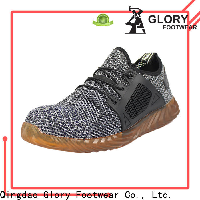 Glory Footwear lightweight running shoes by Chinese manufaturer for outdoor activity