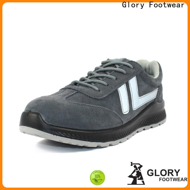 Glory Footwear lightweight running shoes bulk production for outdoor activity