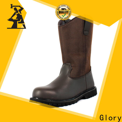 Glory Footwear light work boots with good price for party
