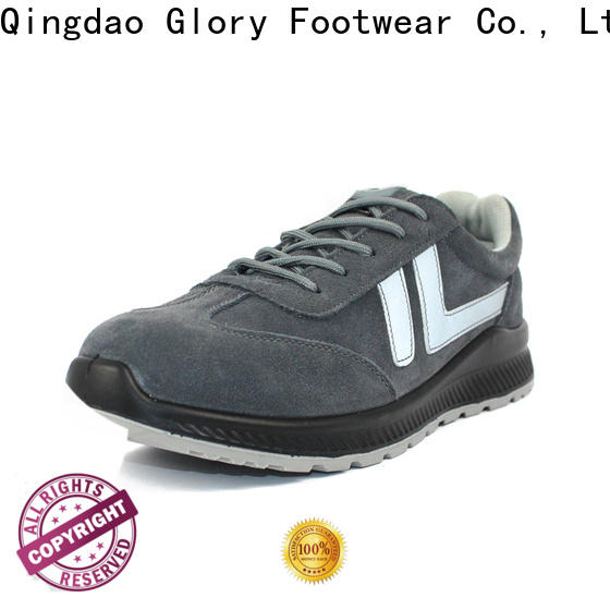 Glory Footwear industrial safety shoes factory