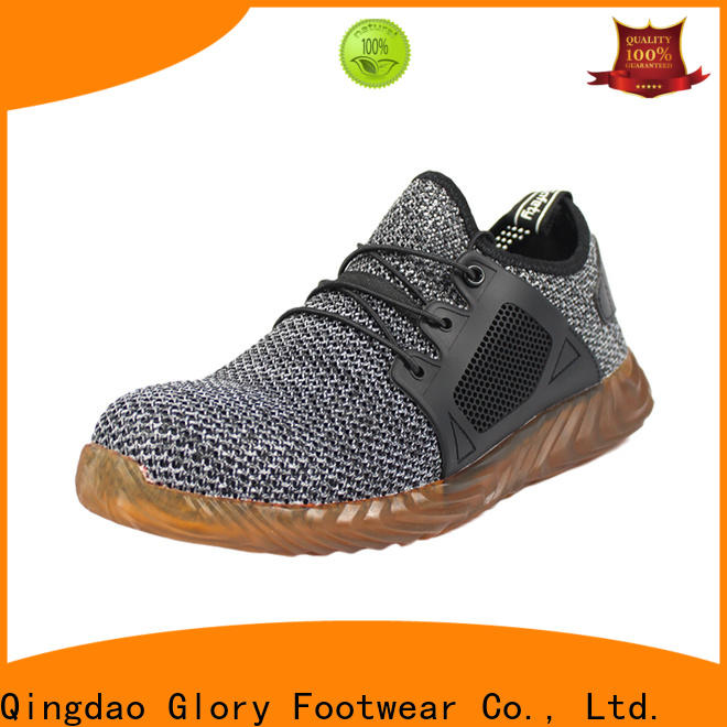 Glory Footwear nice industrial safety shoes customization