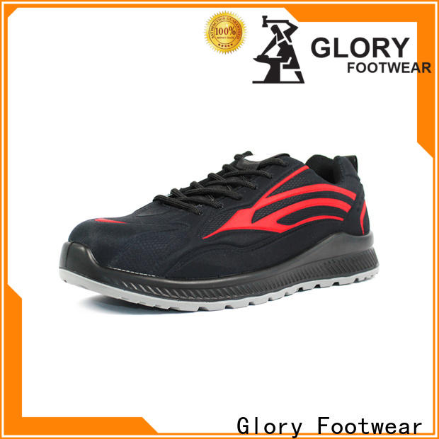 new-arrival steel toe shoes from China for business travel