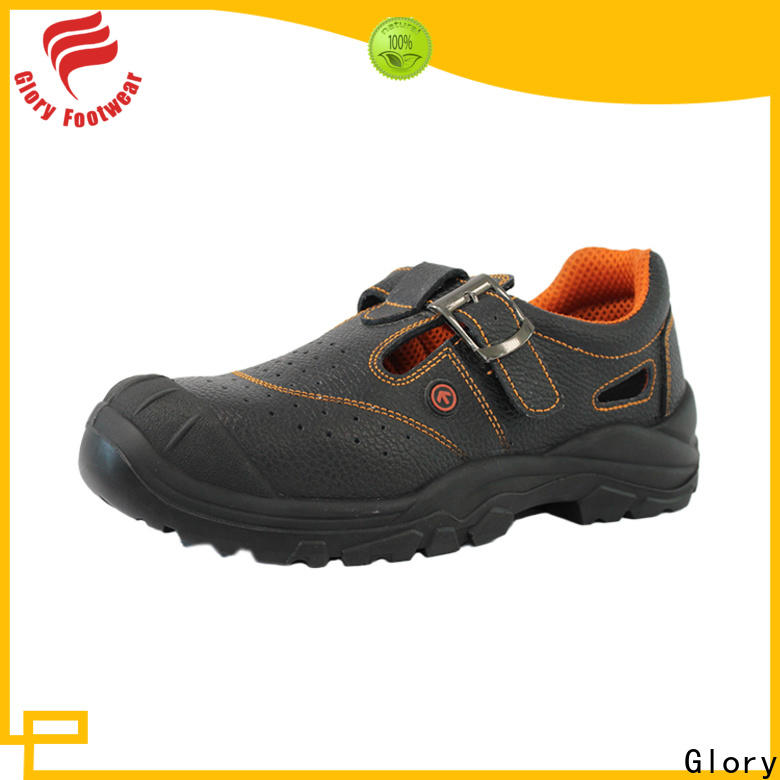 Glory Footwear new-arrival waterproof work shoes from China for outdoor activity