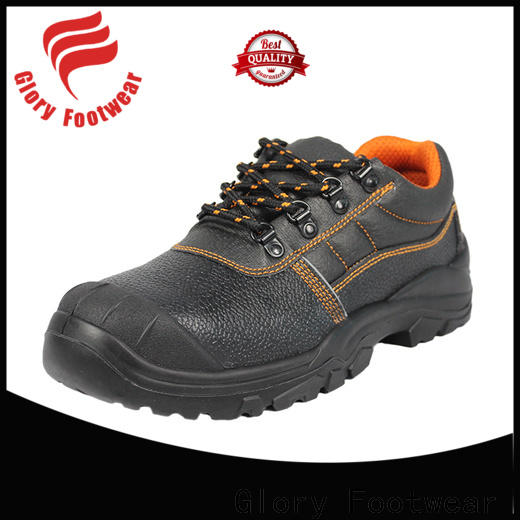 Glory Footwear gradely steel toe boots wholesale for business travel