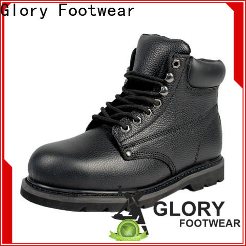 Glory Footwear construction work boots factory price for shopping