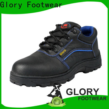 Glory Footwear leather safety shoes customization