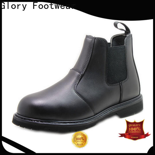 Glory Footwear leather work boots with good price