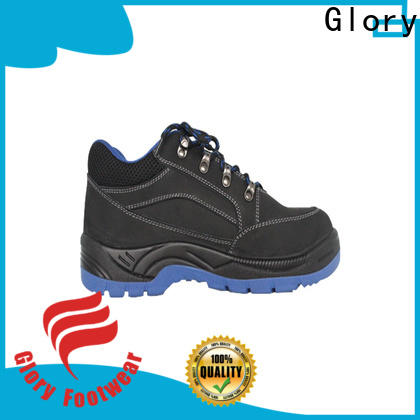 Glory Footwear newly steel toe shoes in different color for party
