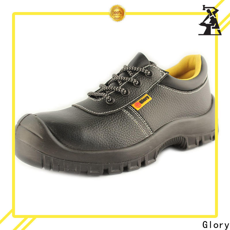 high end industrial footwear in different color for outdoor activity