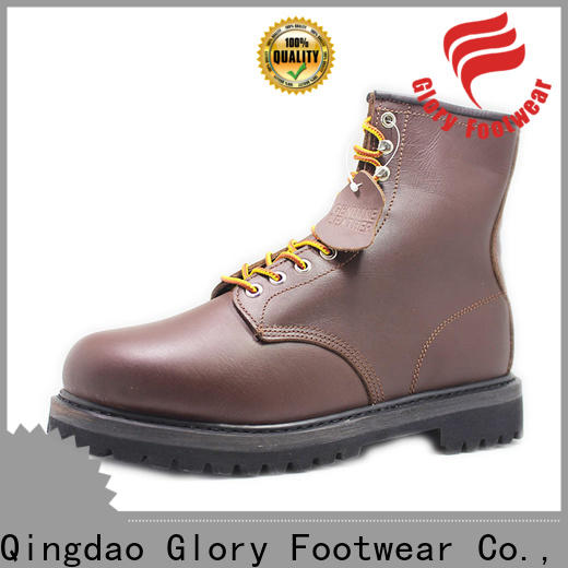 Glory Footwear goodyear welt boots free design for outdoor activity