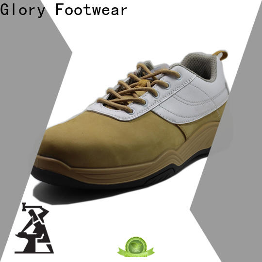 Glory Footwear canvas shoes for men factory price for shopping