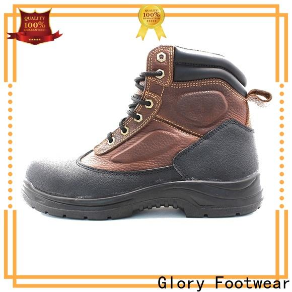 Glory Footwear leather work boots Certified for outdoor activity