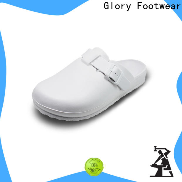 Glory Footwear comfortable nursing shoes customization for business travel