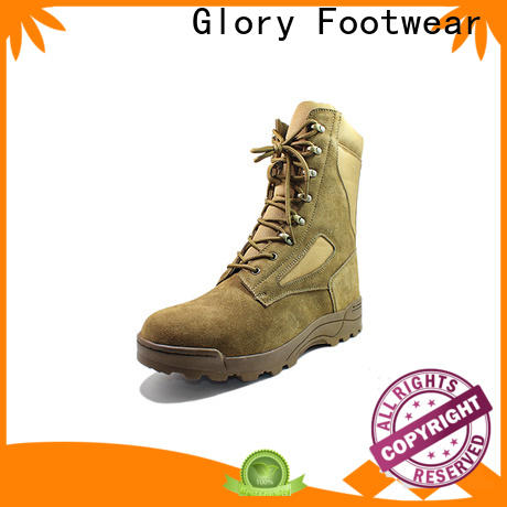 Glory Footwear fine-quality military combat boots with cheap price for winter day