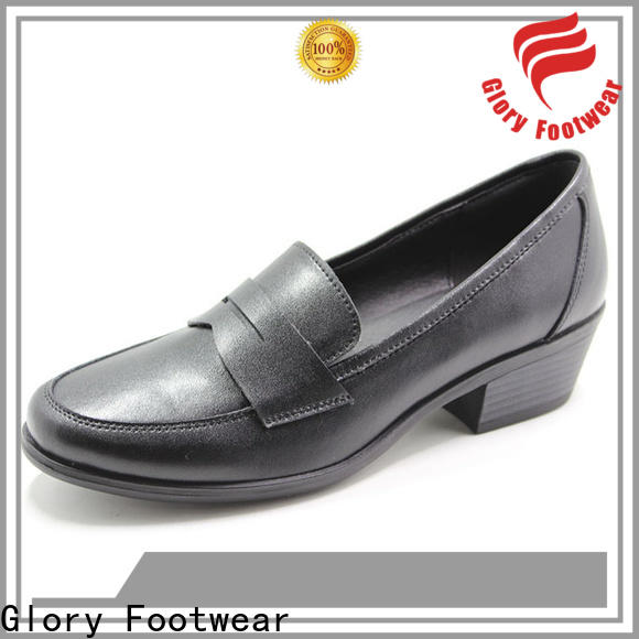 Glory Footwear industry-leading womens leather casual shoes free quote for party
