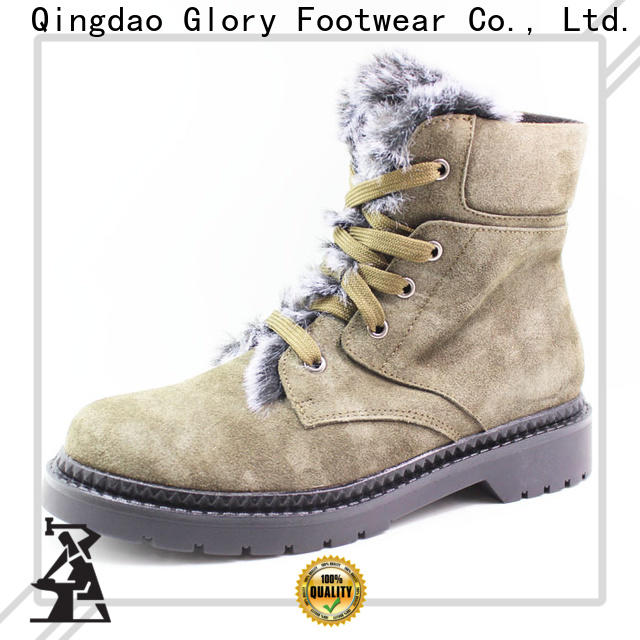 high-quality ladies shoe boots factory price for shopping