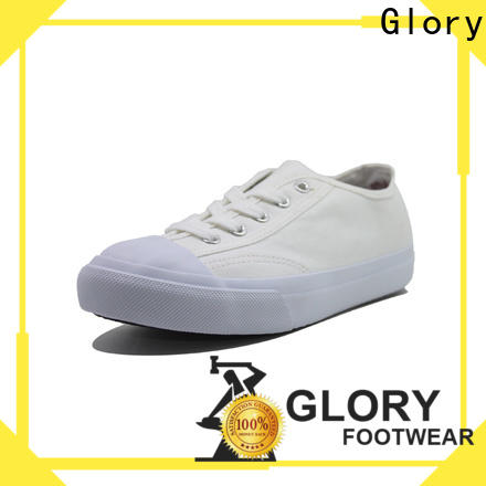 exquisite canvas sneakers womens from China for hiking