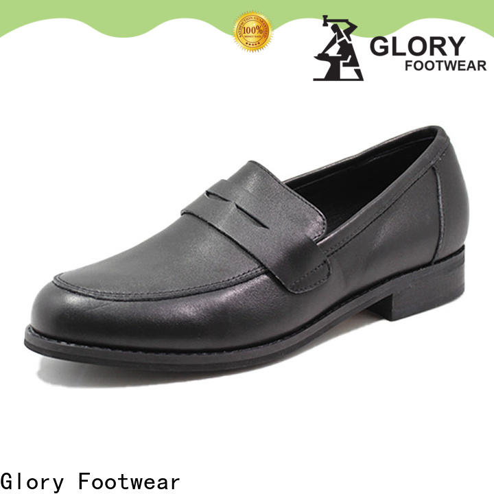 Glory Footwear black formal shoes for women free quote for business travel