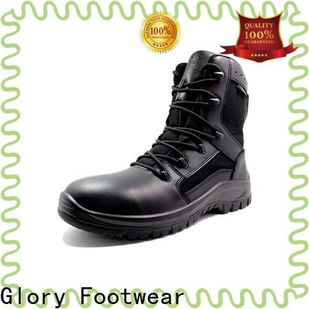 Glory Footwear suede boots free design for business travel