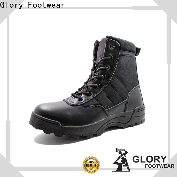 Glory Footwear new-arrival military boots fashion widely-use for outdoor activity