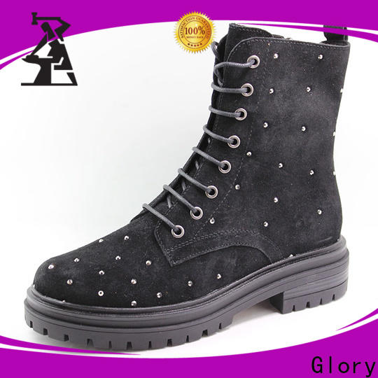 Glory Footwear durable goodyear welt boots marketing for shopping