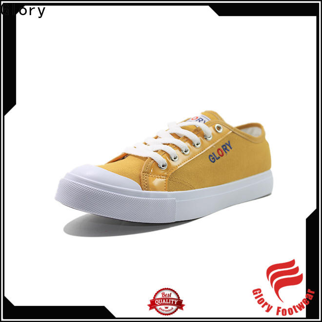 Glory Footwear retro sneakers factory price for party