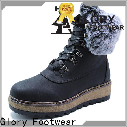 Glory Footwear military boots women from China for hiking