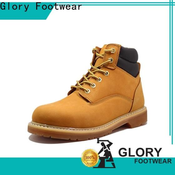 Glory Footwear goodyear welt boots Certified for hiking