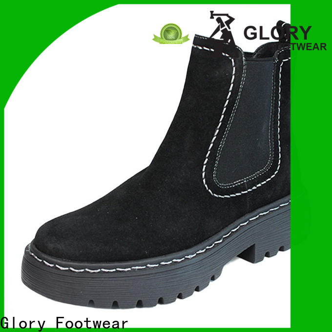 Glory Footwear newly cool boots for women factory price for shopping